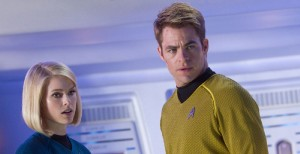 Star Trek Into Darkness_Carol und Kirk