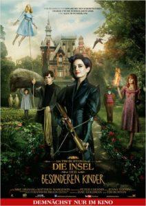 Die Insel der besonderen Kinder_Poster