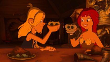 Vieraugen Kino Asterix Und Die Wikinger