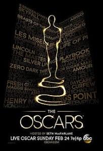 Oscar 2013_Poster