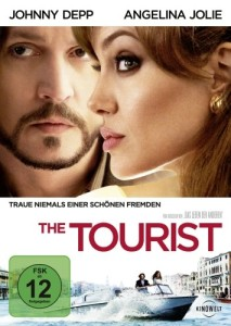 The Tourist_DVD