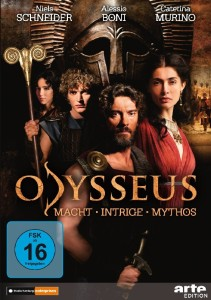Odysseus 2013_DVD