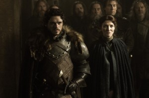 Game Of Thrones 3_Robb und Catelyn