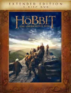 Hobbit Teil 1 EE_DVD