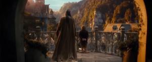 Hobbit Teil 1 EE_Elrond und Bilbo