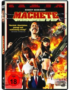 Machete_DVD