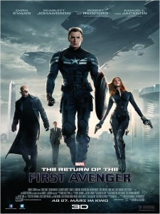 Captain America 2_Poster
