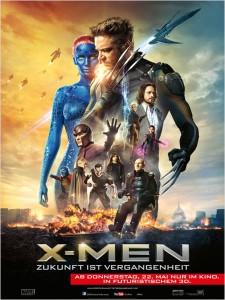 X-Men Zukunft ist Vergangenheit_Poster