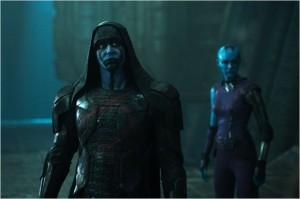 Guardians Of The Galaxy_Ronan und Nebula