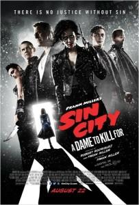 Sin City 2_Poster
