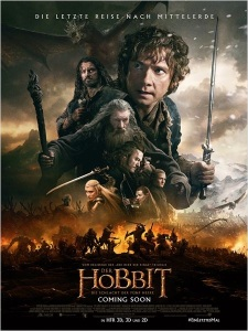 Hobbit Teil 3_Poster