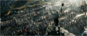 Hobbit Teil 3_Schlacht