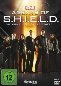 Agents Of SHIELD_DVD