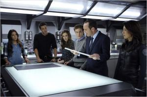 Agents Of SHIELD_Team
