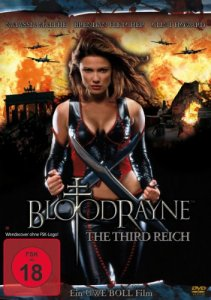 BloodRayne 3_DVD