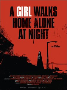 A Girl Walks Home Alone_Poster