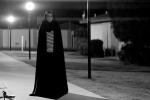 A Girl Walks Home Alone_The Girl
