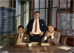 Agent Carter_Trio