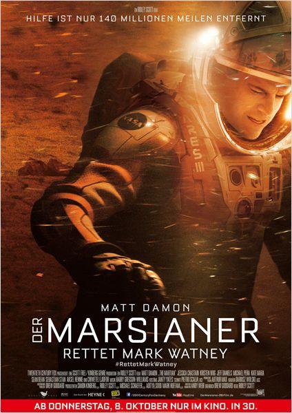 Der Marsianer Kino