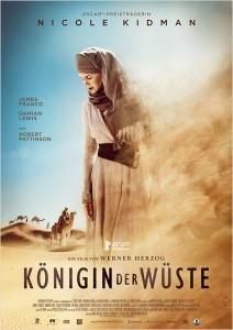 Koenigin der Wueste_Poster