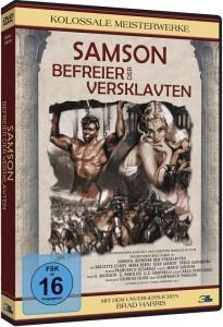 Samson, Befreierin der Versklavten_DVD