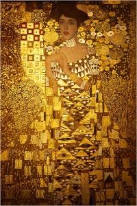 Frau in Gold_Gemaelde
