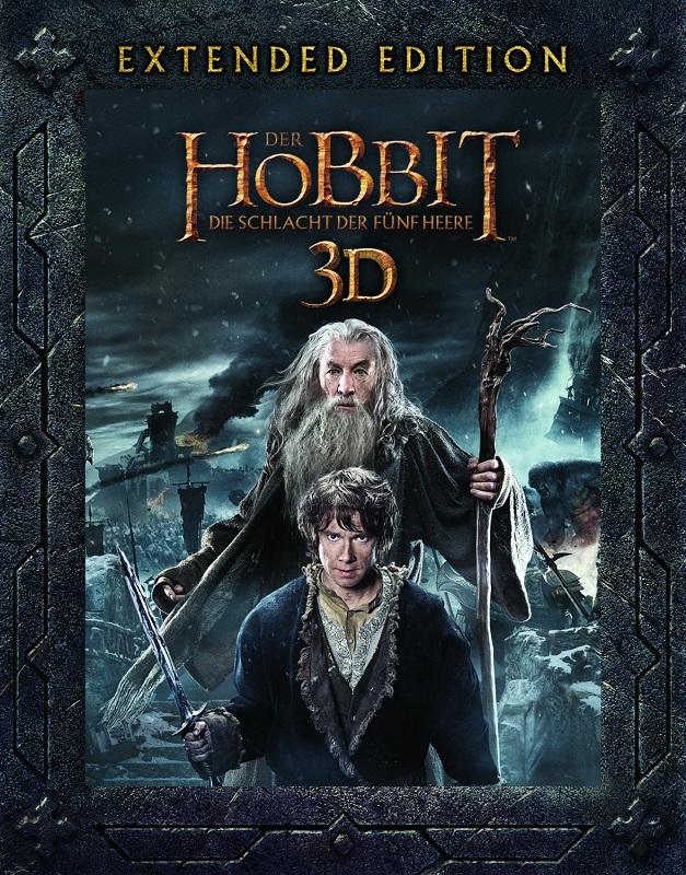 Hobbit 3 Wann Auf Dvd