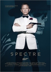 James Bond Spectre_Poster