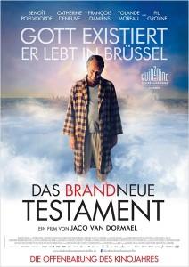Das brandneue Testament_Poster