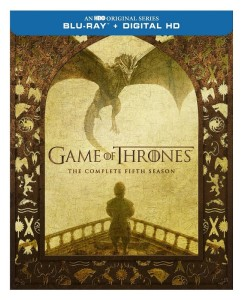 Game Of Thrones 5_Cover