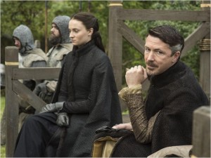 Game of Thrones 5_Baelish and Sansa