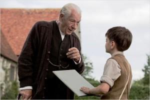 Mr. Holmes_Holmes und Roger