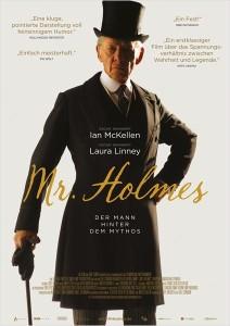 Mr. Holmes_Poster
