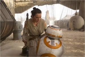 Star Wars VII_Rey und BB8