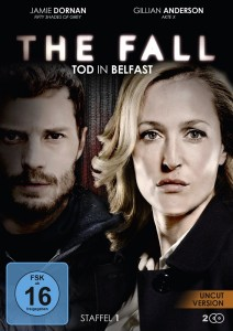 The Fall_Staffel 1_DVD