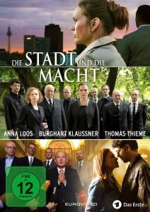 Die Stadt und die Macht_DVD