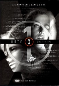 Akte X_Staffel 1_DVD