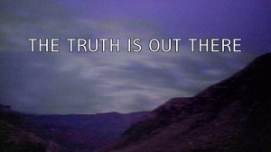 Akte X_The Truth is out there