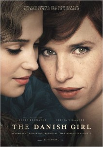 The Danish Girl_Poster