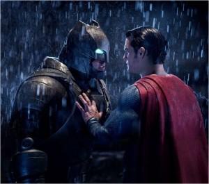Batman V Superman_Lego-Batman und Superman