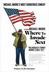 Where To Invade Next_Poster