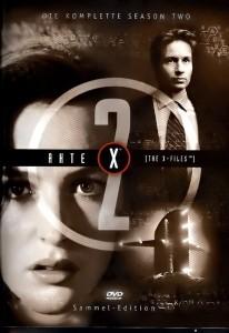 Akte X_Staffel 2_DVD