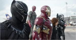 Civil War_Iron Man und Co