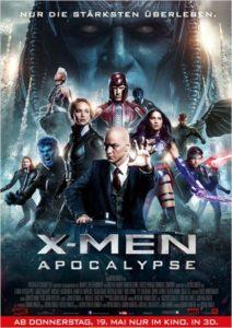 X-Men Apocalypse_Poster