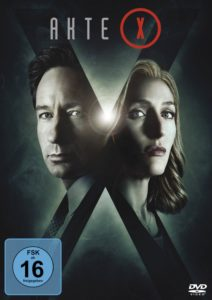 Akte X_Staffel 10_DVD