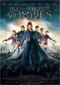 Stolz und Vorurteil und Zombies_Poster