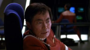 Star Trek VI-Captain Sulu