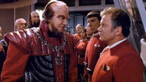 Star Trek VI_Kirk und Gorkon