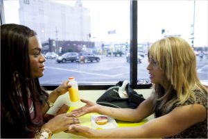 Tangerine LA_Alexandra und Sin-Dee