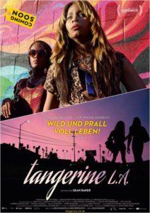 Tangerine LA_Poster